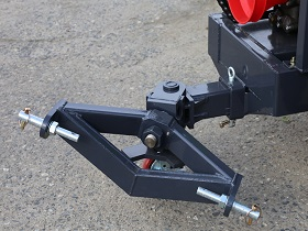 7. 2Point articulated hitch